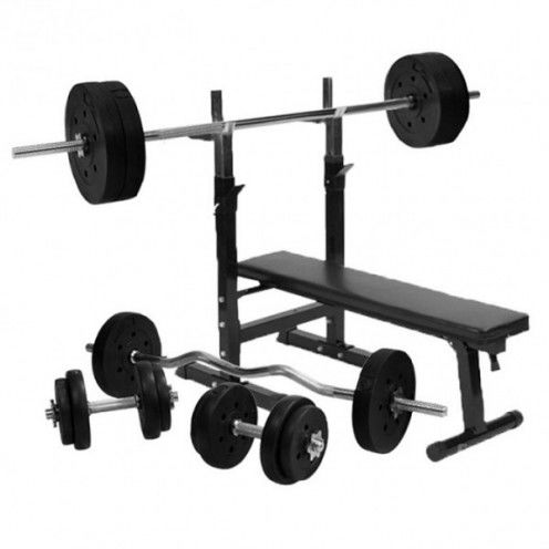 Halters & Gewichten