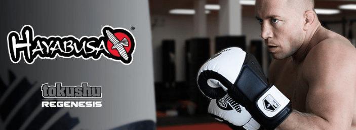 Hayabusa (kick)bokshandschoenen Tokushu Regenesis