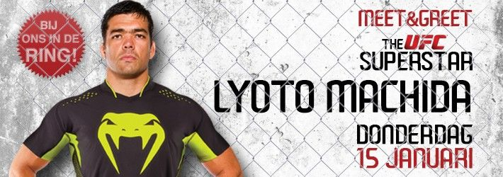 lyoto machida bij vechtsportonline!